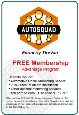 Free Membership to Advantage Program