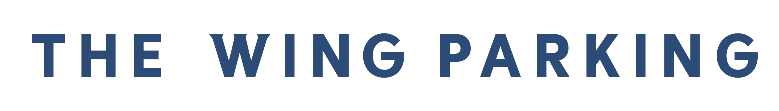 The Wing Parking logo
